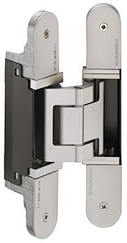 paumelle de porte simonswerk tectus te 540 3d a8 pose. Black Bedroom Furniture Sets. Home Design Ideas