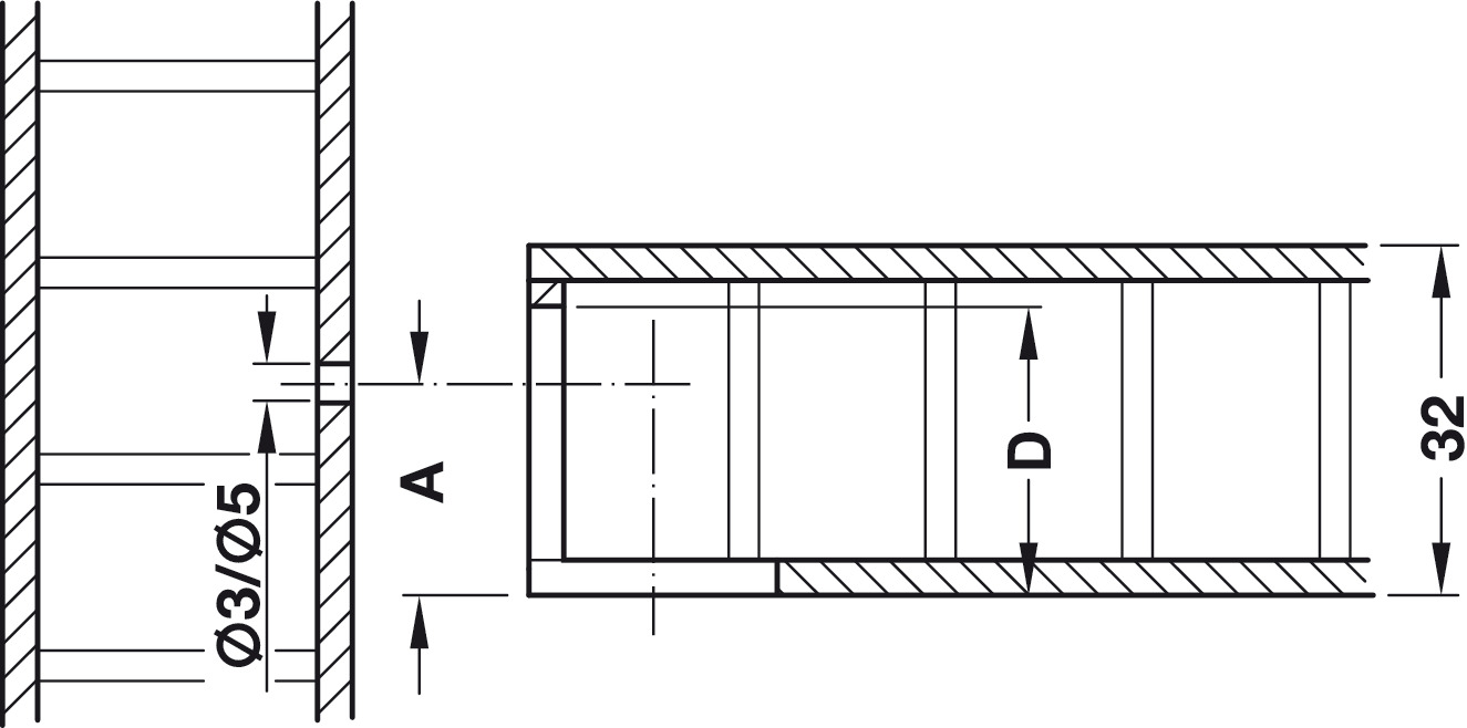 bo tier de ferrure d 39 assemblage tab 20 hc dans la. Black Bedroom Furniture Sets. Home Design Ideas