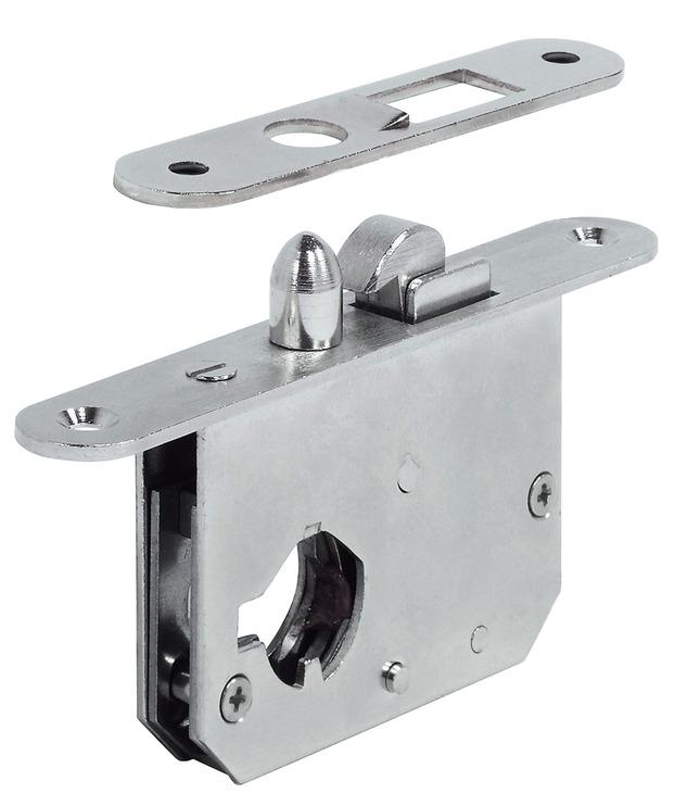 bo tier de serrure mortaiser axe 25 mm pour portes coulissantes et volets roulants dans la. Black Bedroom Furniture Sets. Home Design Ideas