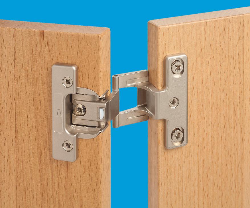 charni re bras court pour portes en bois dans la boutique h fele france. Black Bedroom Furniture Sets. Home Design Ideas
