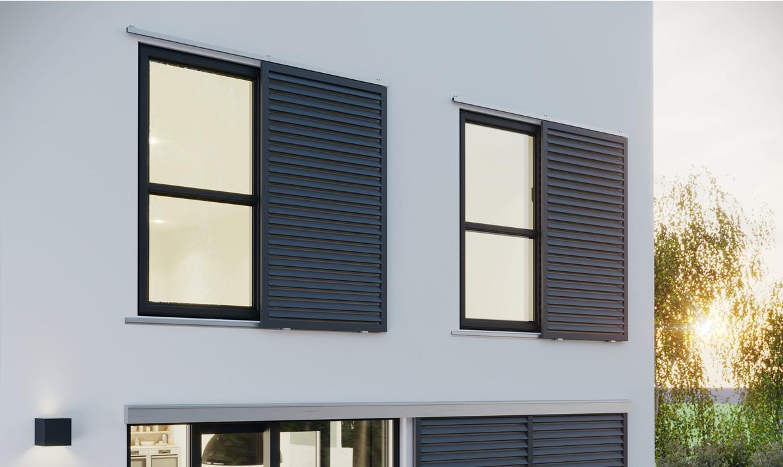 ferrure de volet elegant poigne de volet bois image with. Black Bedroom Furniture Sets. Home Design Ideas