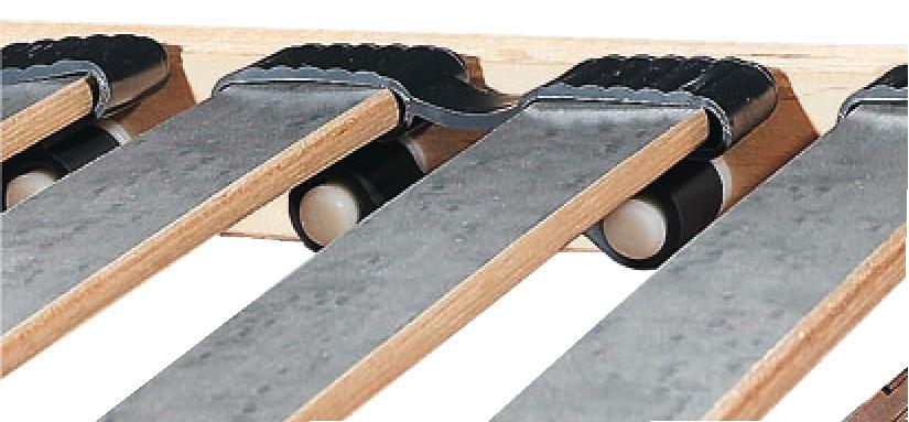 ferrure pour lit escamotable bettlift pour pose longitudinale pour lits simple double ou. Black Bedroom Furniture Sets. Home Design Ideas