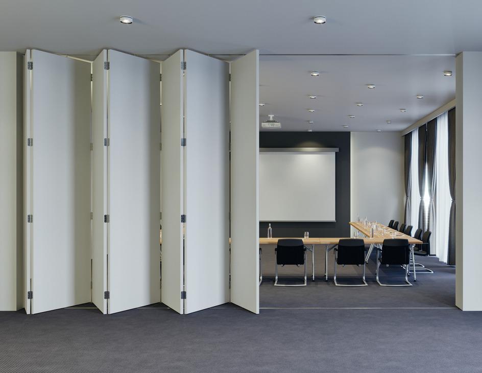 ferrure pour porte coulissante h fele slido fold 100 t garniture dans la boutique h fele france. Black Bedroom Furniture Sets. Home Design Ideas
