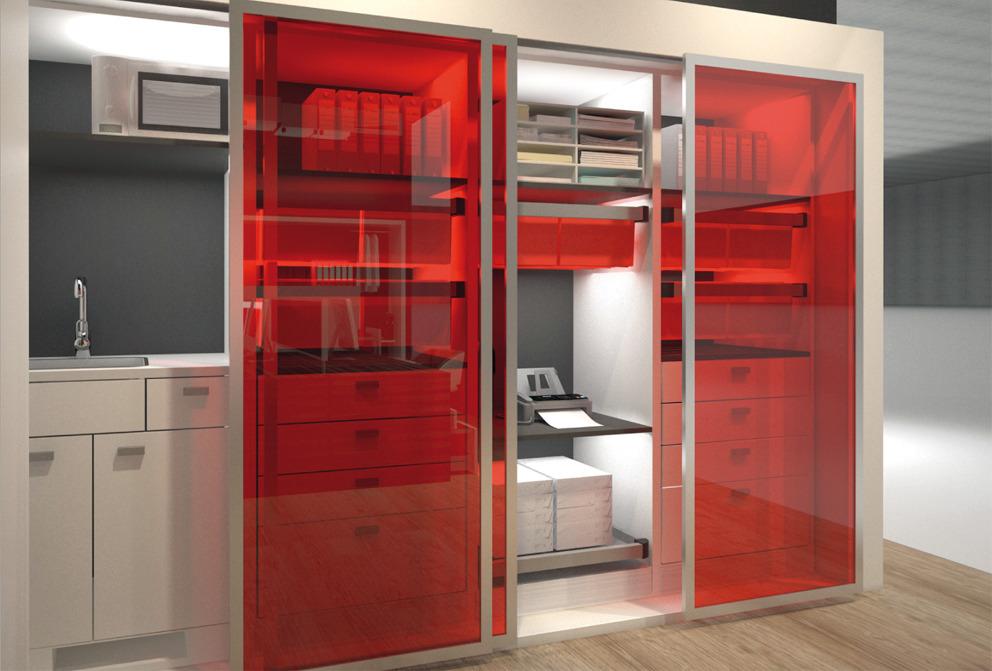 ferrure pour porte coulissante h fele slido silent. Black Bedroom Furniture Sets. Home Design Ideas