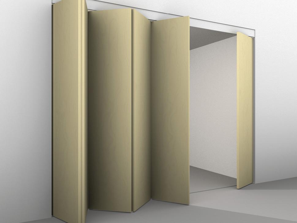 Ferrure pour porte coulissante portes pivotantes hawa variofold 80 h dans - Ferrure porte coulissante suspendue ...