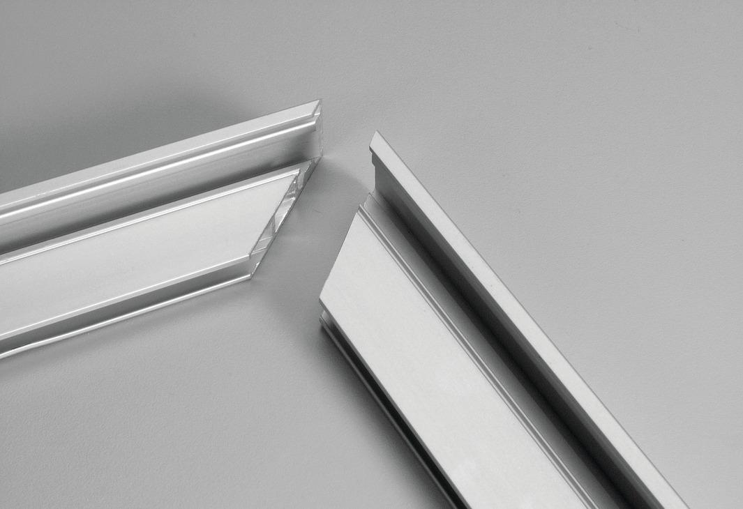 ferrures d 39 assemblage d 39 angle pour profil de cadre en aluminium pour vitre 23 26 38 x 14 mm. Black Bedroom Furniture Sets. Home Design Ideas