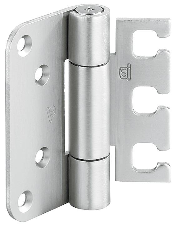 paumelle de porte pour portes de projet simonswerk vx 7729 100 pour portes de projet. Black Bedroom Furniture Sets. Home Design Ideas