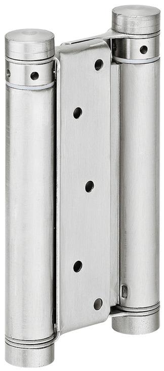 Paumelle de porte va et vient dimension 150 mm startec for Porte va et vient cuisine