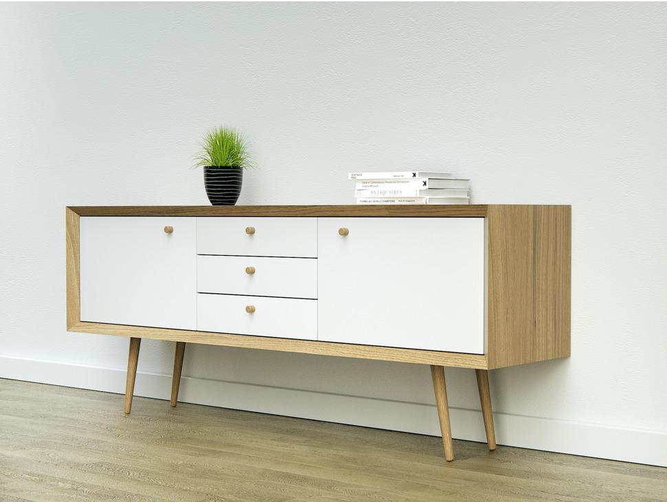 pied de meuble en bois conique dans la boutique h fele france. Black Bedroom Furniture Sets. Home Design Ideas