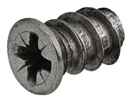 Vis euro h fele varianta t te frais e pz2 acier for Visser dans du bois